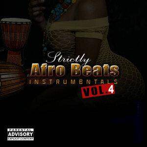 Afrobeats Instrumentals, Vol. 4