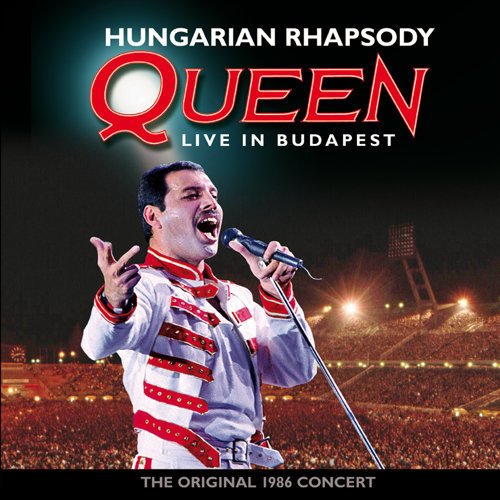 Hungarian Rhapsody - Live In Budapest / 1986
