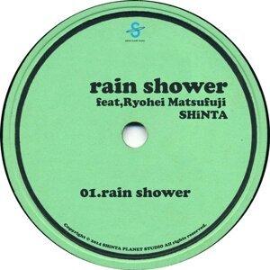 rain shower (feat. 松藤量平) (rain shower (feat. Ryohei Matsufuji))