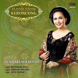 Album Emas Keroncong Sundari Soekotjo