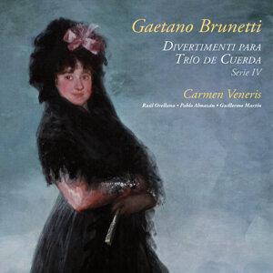 Gaetano Brunetti. Divertimenti para Trío de Cuerda. Serie IV