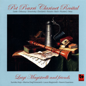 Pot Pourri Clarinet Recitals