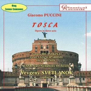Giacomo Puccini: Tosca (opera in 3 acts)