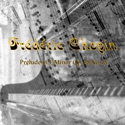 Chopin: Prelude in F Minor op. 28 no. 18