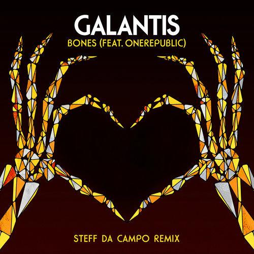 Bones (feat. OneRepublic) - Steff da Campo Remix