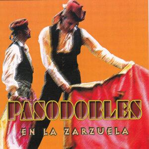Pasodobles en la Zarzuela
