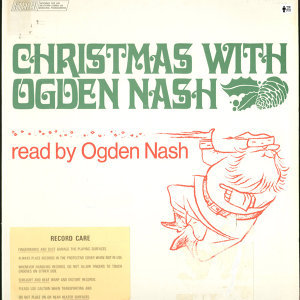 Christmas with Ogden Nash