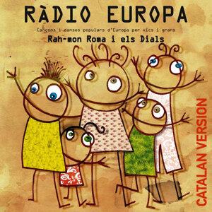 RÀDIO EUROPA  (Cançons i danses populars d'Europa)