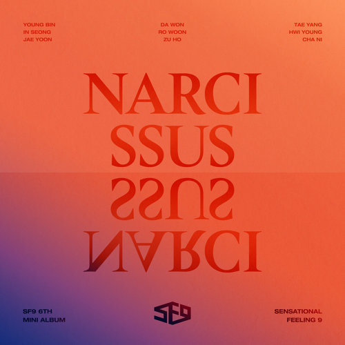 6TH MINI ALBUM NARCISSUS