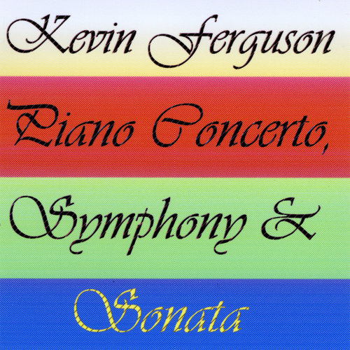 Piano Concerto, Symphony & Sonata