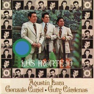 Agustín Lara, Gonzalo Curiel y Guty Cárdenas Con los Montejo