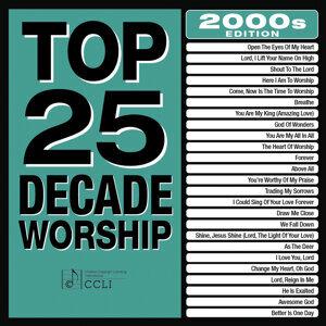 Top 25 Decade Worship 2000s