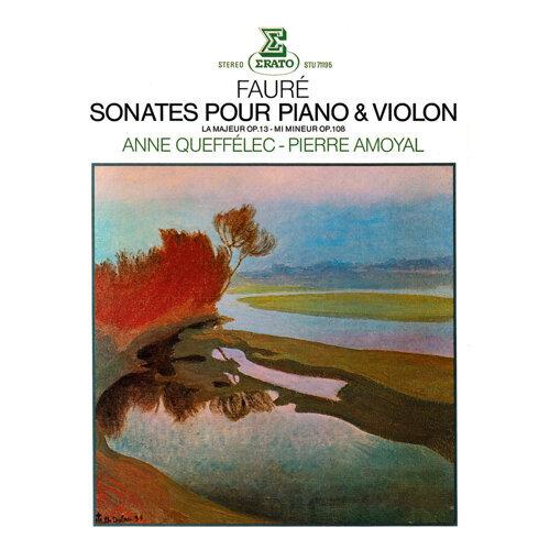 Fauré: Violin Sonatas Nos 1 & 2