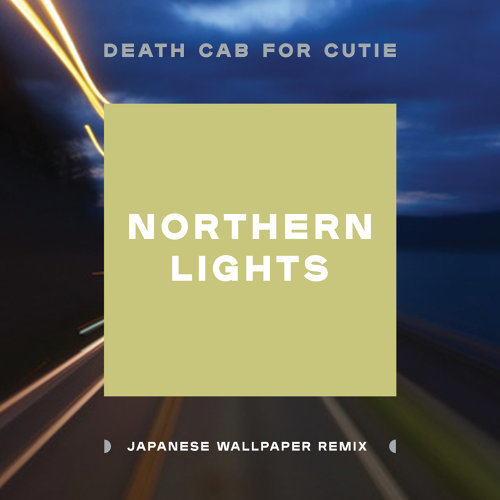 Northern Lights - Japanese Wallpaper Remix