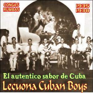 El Auténtico Sabor de Cuba 1935-1938