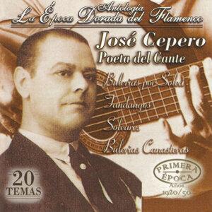 José Cepero, La Época Dorada del Flamenco