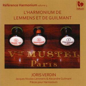 L'harmonium de Lemmens et de Guilmant