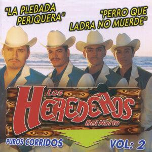 La Plebada Periquera Puros Corridos Vol.2