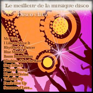 Disco club: Le meilleur de la musique disco