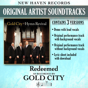 Redeemed (Performance Tracks) - EP