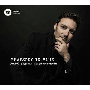 Rhapsody in Blue. Daniel Ligorio plays Gershwin