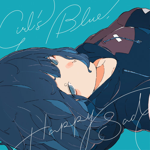 Girl's Blue, Happy Sad