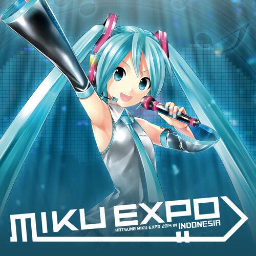 みくみくにしてあげる♪【してやんよ】 - MIKU EXPO 2014 in INDONESIA Live