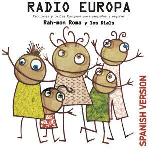 Radio Europa (Canciones y Bailes Populares de Europa)