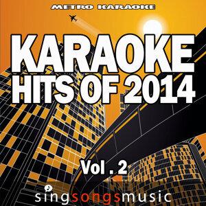 Karaoke Hits of 2014, Vol. 2