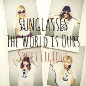 SUNGLASSES/THE WORLD is OURS