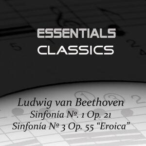 """Beethoven - Sinfonías No. 1 y No. 3 """"Eroica"""""""