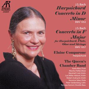 Bach Harpsichord Concerti