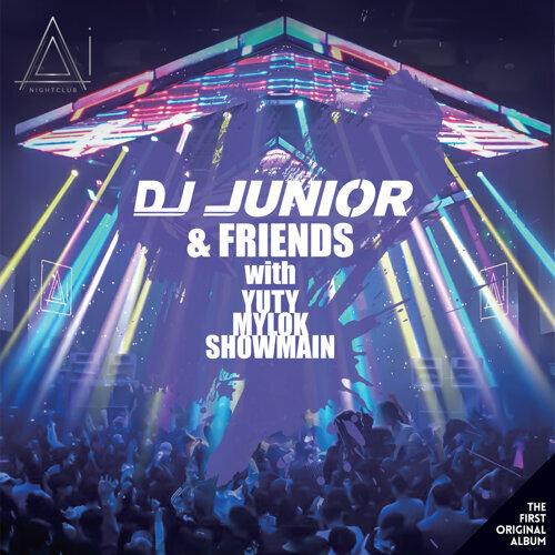 The First Original Album  Ai - Junior & Friends (首張電音原創專輯 Ai-Junior & Friends)