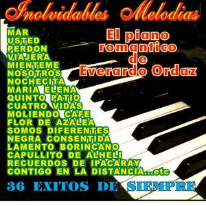 El Piano Romántico de Everardo Ordaz