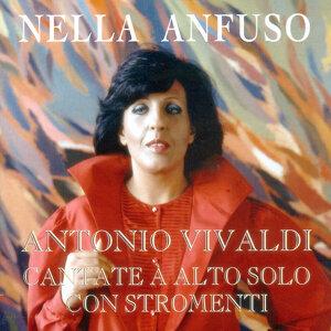 Vivaldi: Cantate à Alto solo con stromenti