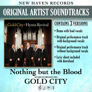 Nothing but the Blood (Performance Tracks)