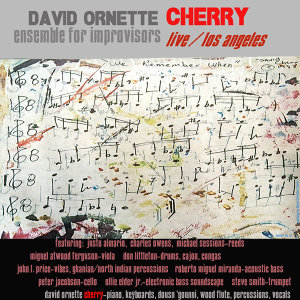 David Ornette Cherry Ensemble for Improvisors Live in Los Angeles