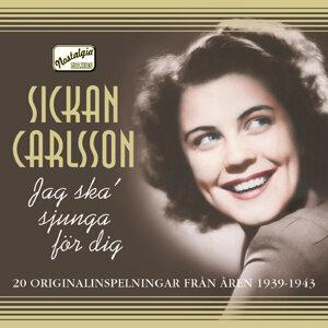 Jag ska' sjunga för dig - 20 originalinspelningar från åren 1939-1943
