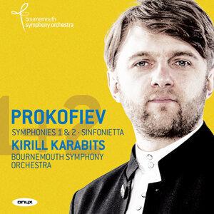 Prokofiev: Classical Symphony Symphony No.1 , Symphony No. 2 ,  Sinfonietta