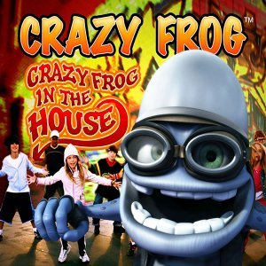 Crazy Frog in the House