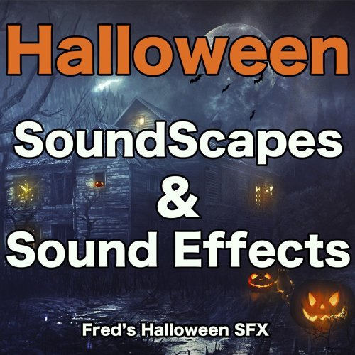 Scary Thud Sound Effect-Fred's Halloween Sound Effects-KKBOX