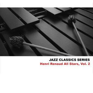 Jazz Classics Series: Henri Renaud All Stars, Vol. 2