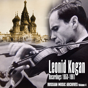 Russian Music Archives, Volume 4 (Recordings 1953 - 1961)