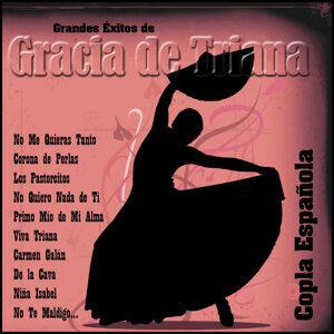 Grandes Éxitos de Gracia de Triana - Copla Española