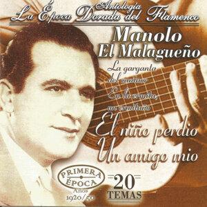 Manolo el Malagueño, La Época Dorada del Flamenco