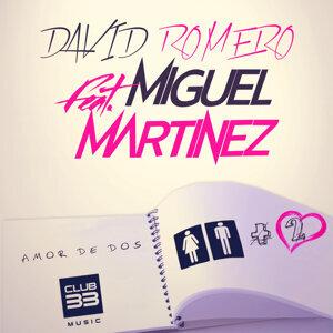 Amor de Dos (feat. Miguel Martinez) (Radio Edit) - Radio Edit