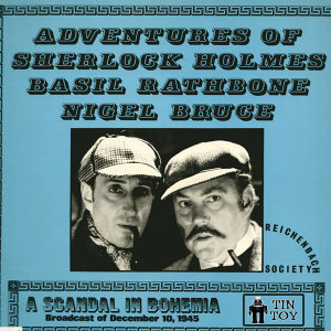 Adventures of Sherlock Holmes - A Scandal in Bohemia