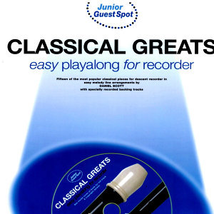Easy Playalong for Recorder: Classical Greats