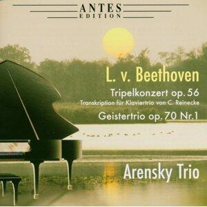 Beethoven: Tripelkonzert op. 56