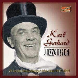 Jazzgossen - 20 originalinspelningar från åren 1947-1954